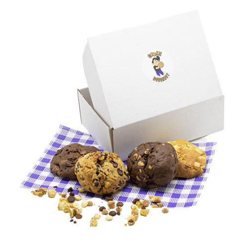 Assorted Baked Cookie Box