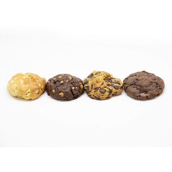 Assorted Baked Cookies - Range