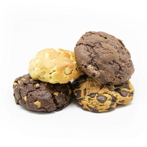 Assorted Baked Cookies